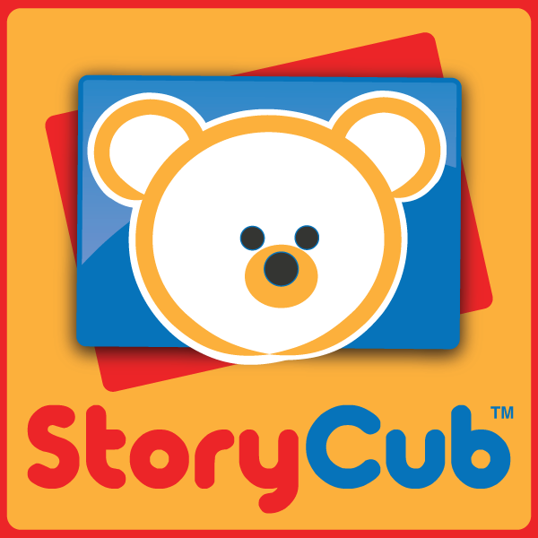 StoryCub - Children's Video Picture Books Logo
