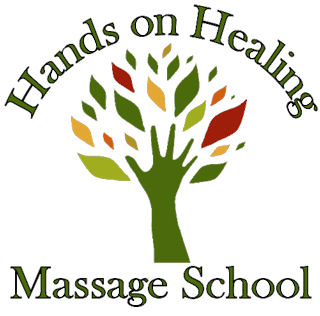 Hands on Healing Massage School Logo