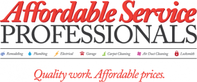 Affordable Service Professionals Logo