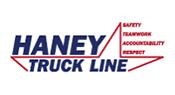 haneytruckline Logo
