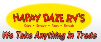 Happy Daze RVs Logo