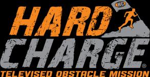 HARD CHARGE Logo