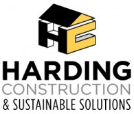 Harding Construction & Sustainable Solutions Logo