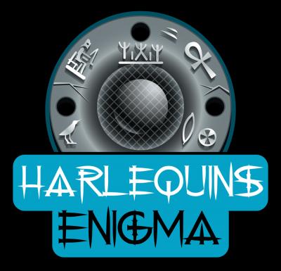 harlequinsenigma Logo