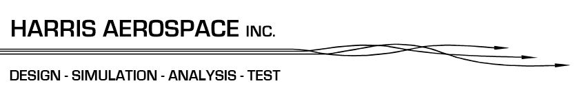Harris Aerospace Logo