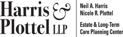 Harris & Plottel, LLP Logo
