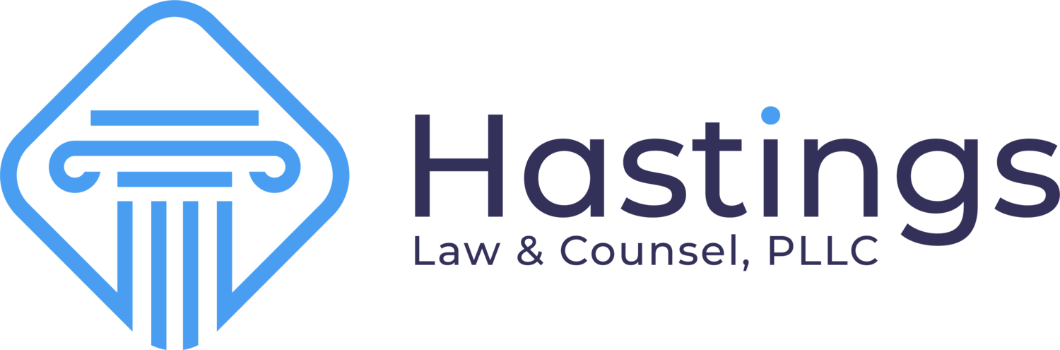 Hastings Law & Counsel PLLC Logo
