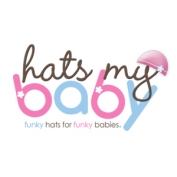 Hats my Baby Logo
