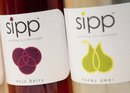 SIPP eco beverage co. Logo
