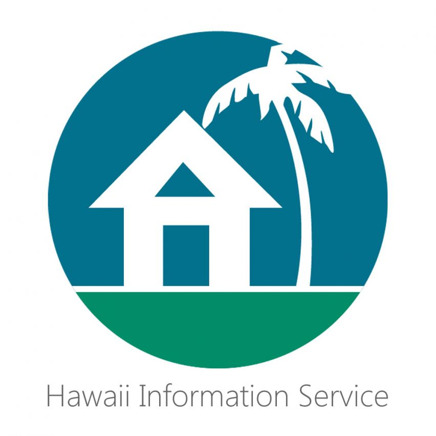 Hawaii Information Service Logo