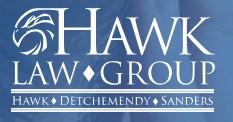 Hawk Law Group Logo