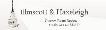 Elmscott & Haxeleigh Logo