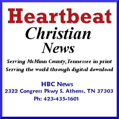 Heartbeat Christian News Logo