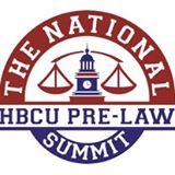 National HBCU Pre-Law Summit Logo