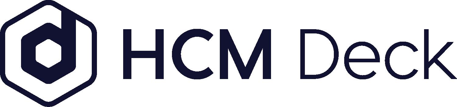 HCM Deck Logo