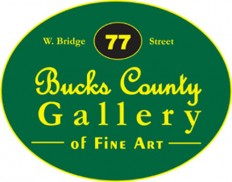 Bucks County Gallery of Fine Art Logo