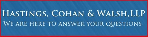 Hastings, Cohan & Walsh, LLP Logo