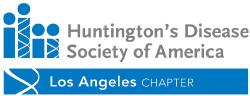 Huntington's Disease Society of America - LA Logo