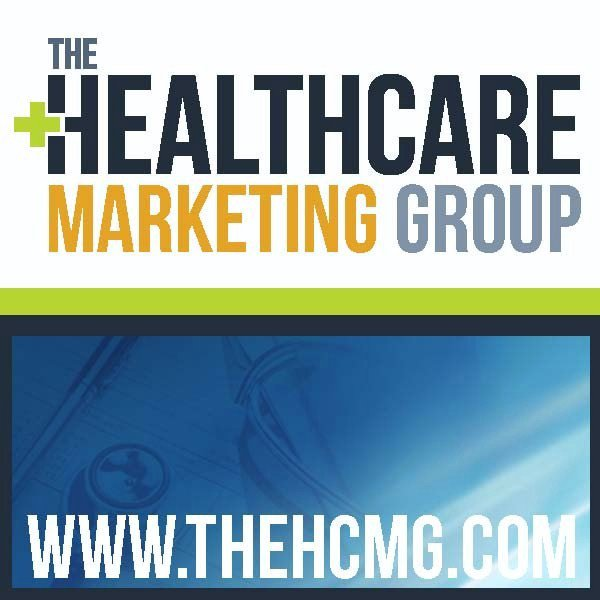 The HealthCare Marketing Group Logo