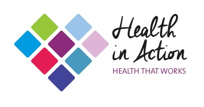 Health in Action Ltd. Logo