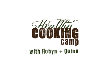 Healthy Cooking Camp Logo