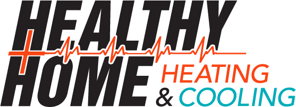 Healthy Home Heating & Cooling Logo