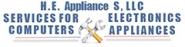 HE Appliances Logo
