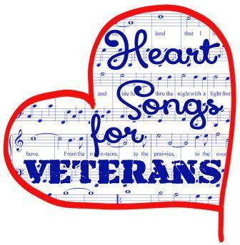 Heart Songs for Veterans Logo
