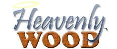 Heavenly Wood Logo
