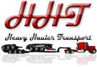 Heavy Hauler Transport - Machine Movers & Haulers Logo