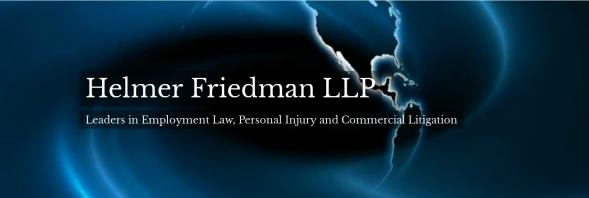 Helmer Friedman LLP Logo