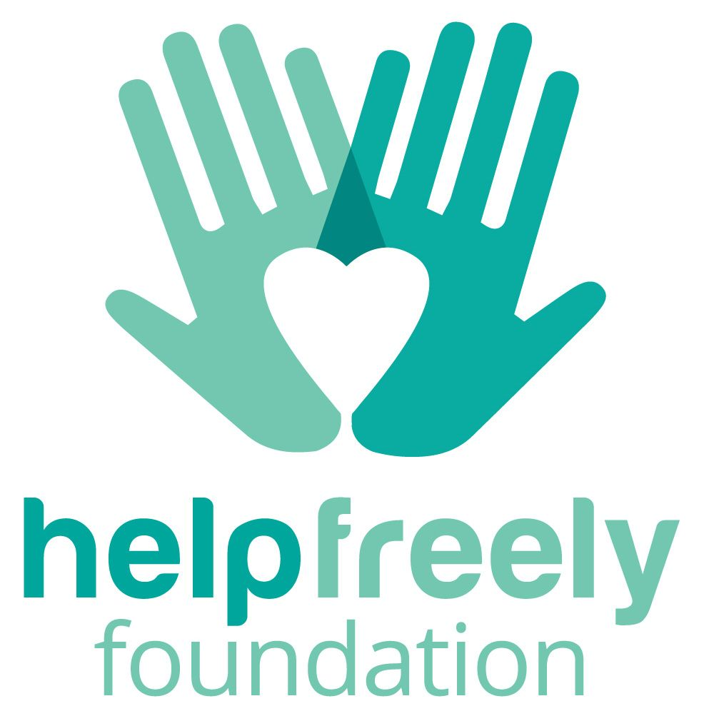 helpfreelyfoundation Logo