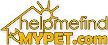 helpmefindmypet Logo