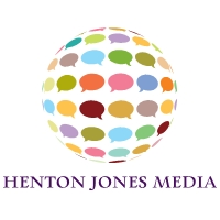 Henton Jones Media Logo