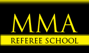 MMA Referee School Logo
