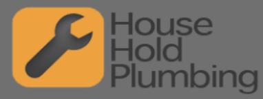 HouseHold Plumbing Logo