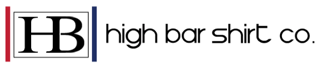 High Bar Shirt Co. Logo