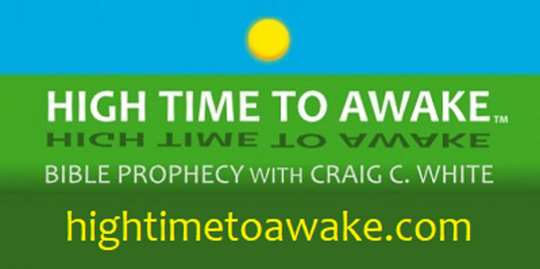 hightimetoawake Logo