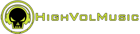 HighVolMusic Logo