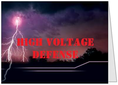 highvoltagedefense Logo