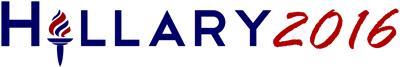HillaryClinton2016.com Logo