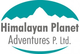 Himalayan Planet Adventures P. Ltd. Logo