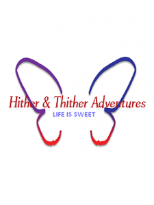Hither and Thither Adventures, LLC Logo