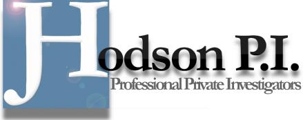 Hodson P.I. Professional Investigations Logo