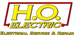 H.O. Electric Logo
