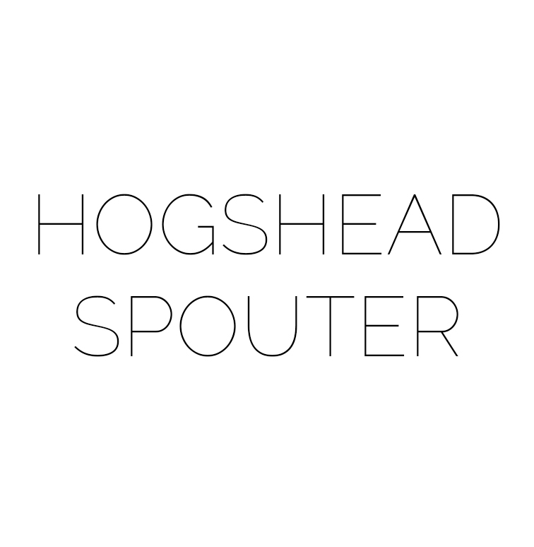 Hogshead Spouter Co. Logo