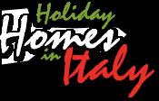 holidayhomesinitaly Logo