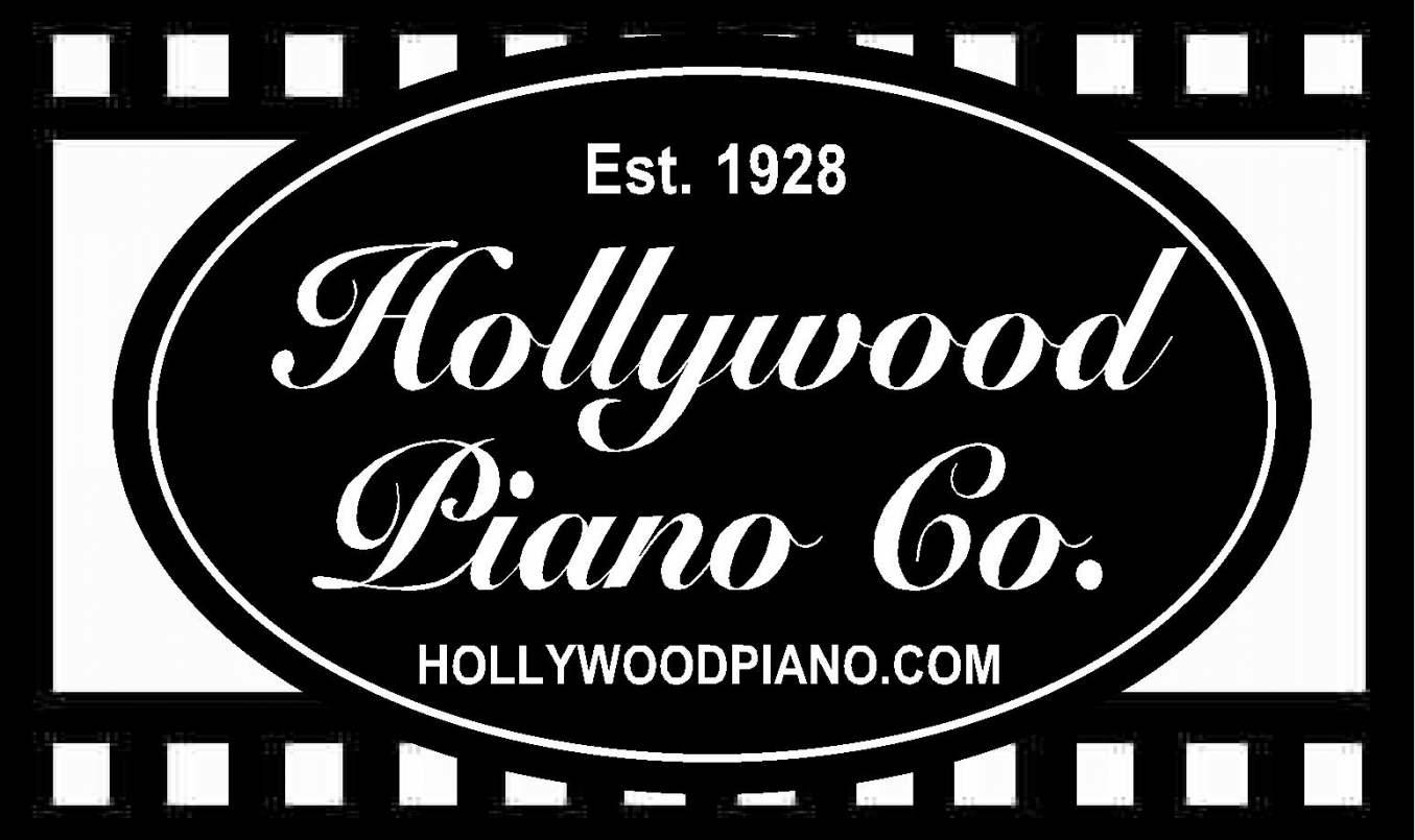 Hollywood Piano Logo
