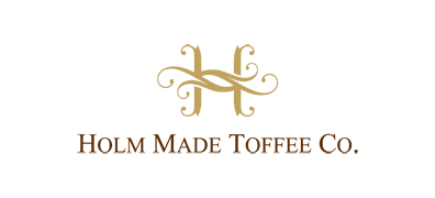 Holm Made Toffee Co. Logo