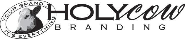 Holy Cow Branding Logo